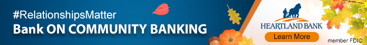 Heartland Bank Banner