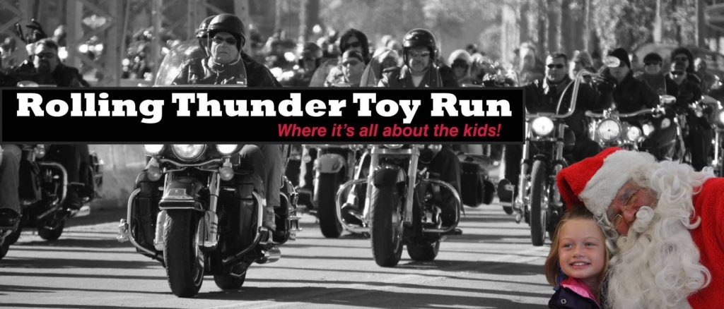 Rolling Thunder Toy Run web banner